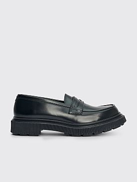 Adieu Type 159 Loafer Shoes Black