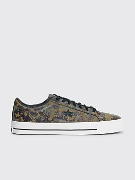 Converse CONS One Star Pro Ox Velvet Brown / Herbal
