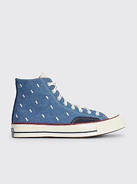 Converse Chuck 70 Hi Blue / Egret