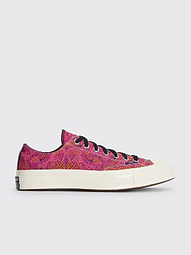 Converse Chuck 70 OX Digital Blue / Pink