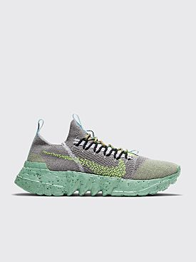 Nike Space Hippie 01 Wolf Grey / Volt