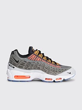 Nike x Kim Jones Air Max 95 Black / Total Orange