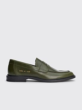 Common Projects Loafer Green