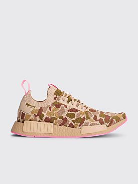 adidas NMD_R1 PK Duck Camo Beige / Pink