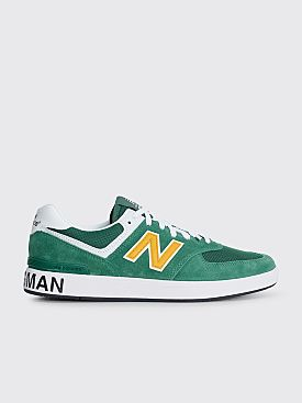 Junya Watanabe MAN x New Balance AM574 Green