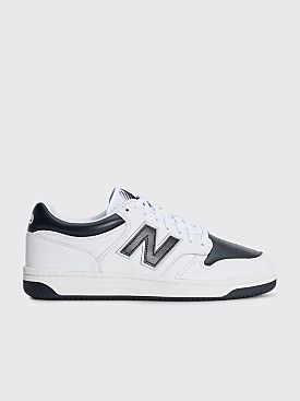 Junya Watanabe MAN eYe x New Balance BB480 White / Black