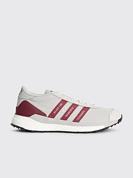adidas x Human Made Country Grey Two / Collegiate Burgundy