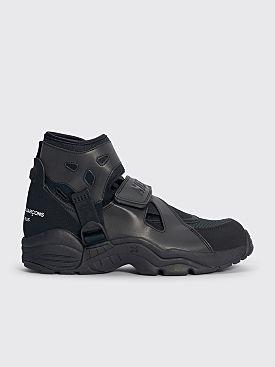 Nike x Comme des Garçons Homme Plus Air Carnivore Black