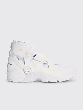 Nike x Comme des Garçons Homme Plus Air Carnivore White