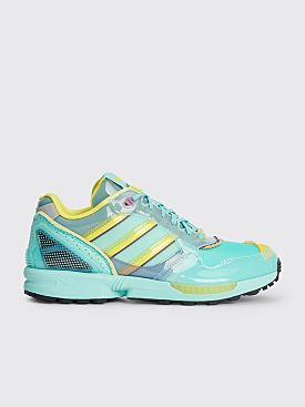 adidas Inside Out XZ 0006 Clear Aqua / Light Aqua