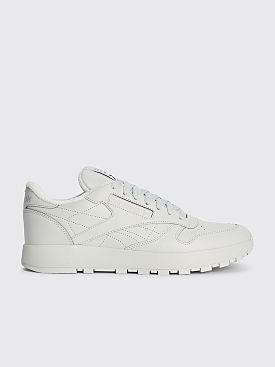 Reebok x Maison Margiela Classic Leather Tabi Sneakers Grey