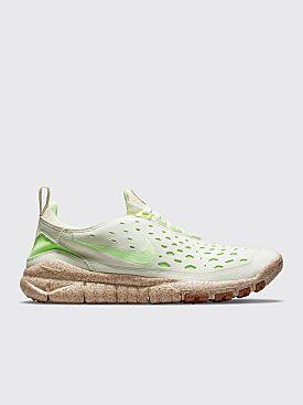 Nike Free Run Trail Prm Coconut Milk / Lime Glow