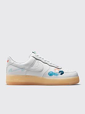 Nike x Mayumi Yamase Flyleather Air Force 1 White