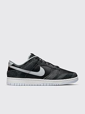 Nike Dunk Low Retro PRM Black / Pure Platinum