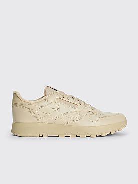Reebok x Maison Margiela Classic Leather Tabi Sneakers Natural