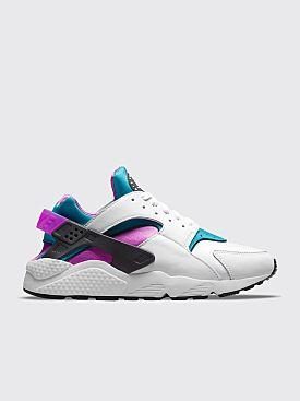 Nike Air Huarache White / Aquatone