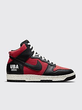 Nike x Undercover Dunk High 1985 Gym Red / Black