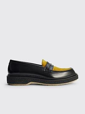 Adieu Classic Type 5 Loafers Black / Gingerbread
