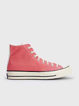 Converse Chuck 70 Hi Saturn Gold / Pink Salt