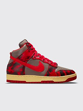 Nike Dunk High 1985 SP University Red / Chile Red