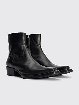 Acne Studios Ankle Boots Black