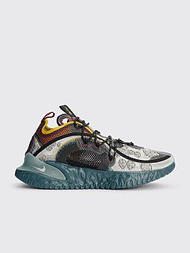 Nike Flow 2020 Ispa Black / Reflective Silver
