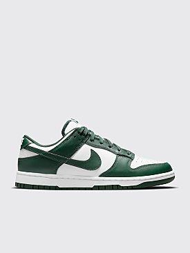 Nike Dunk Low Retro White / Team Green