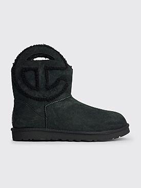 Telfar x UGG Logo Mini Boots Black