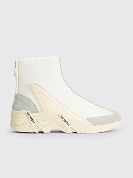 Raf Simons (Runner) Cylon-22 Boots Cream