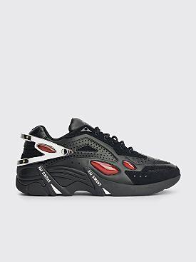 Raf Simons (Runner) Cylon-21 Sneakers Black