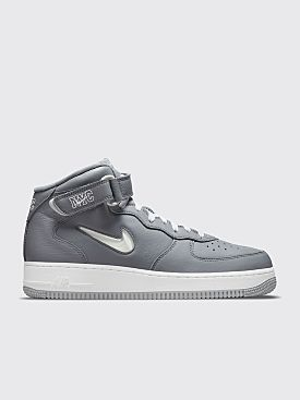 Nike Air Force 1 Mid 07 QS Cool Grey / Metallic Silver