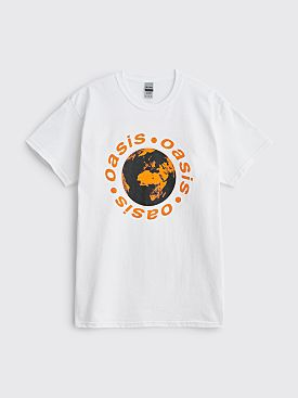 Fraser Croll Oasis T-shirt White