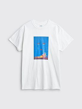 Fraser Croll Francis Cugat T-shirt White