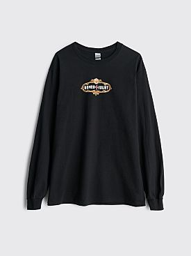 Fraser Croll Romeo + Juliet LS T-shirt Black