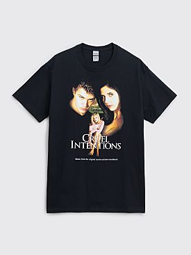 Fraser Croll Cruel Intentions T-shirt Black