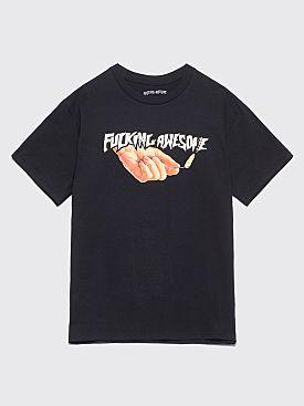 Fucking Awesome Pyro T-shirt Black