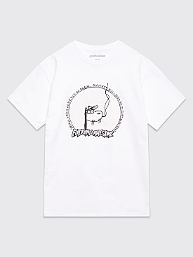 Fucking Awesome Yeah Yeah T-shirt White
