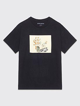 Fucking Awesome Hush Money T-shirt Black