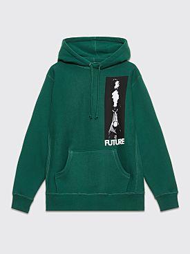 Pop Hooded Sweatshirt Hunter Green