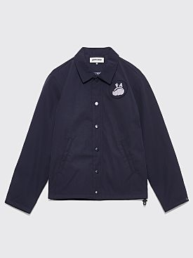 Fucking Awesome Cat Jacket Navy