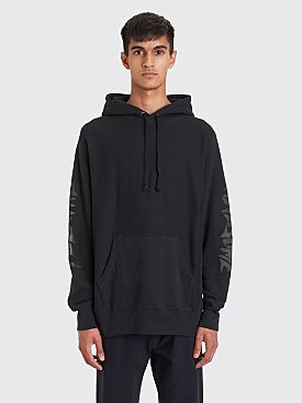 Fucking Awesome Nautical Rome French Terry Hooded Sweatshirt Black