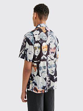 Fucking Awesome Jersey Mesh Club Shirt Black