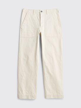 Fucking Awesome Utility Pants Off White