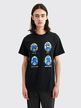 Fucking Awesome Mindcraft T-shirt Black