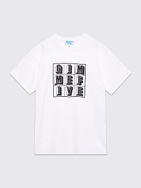Gimme Five 99 T-shirt White