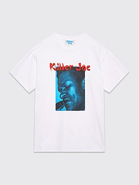 Gimme Five Blue Shades T-shirt Killer Joe White