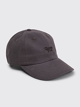 Gimme Five Cotton Twill Cap Charcoal