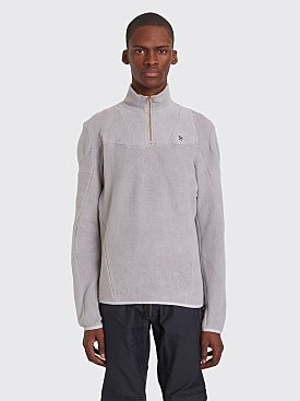 GmbH Moses Fleece Pullover Grey