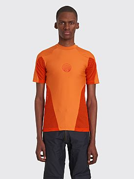GmbH Eevan Mesh T-shirt Orange