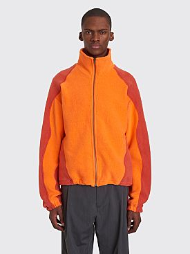 GmbH Yaan Fleece Jacket Orange